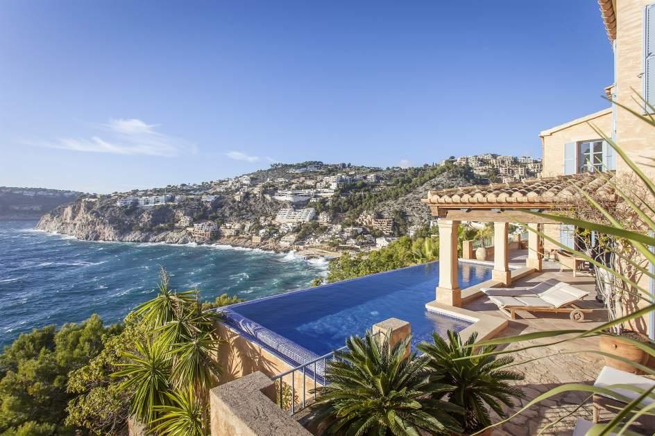 El precio de las viviendas de lujo en Mallorca repunta un 13% desde 2015